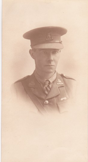 Possibly one of Lionels Commanding officers in the Wiltshire Regiment
