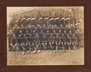 Wiltshire Regiment circa 1914