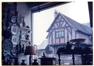88 Milford Street taken from Troll Antiques by kind permission of Mary Smith