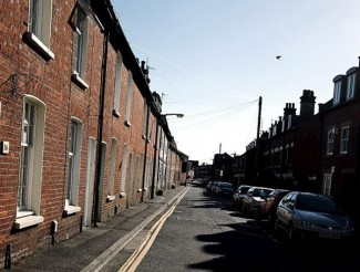 Greencroft Street today   Louise Topp
