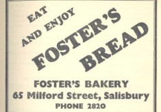 Foster's Bakery