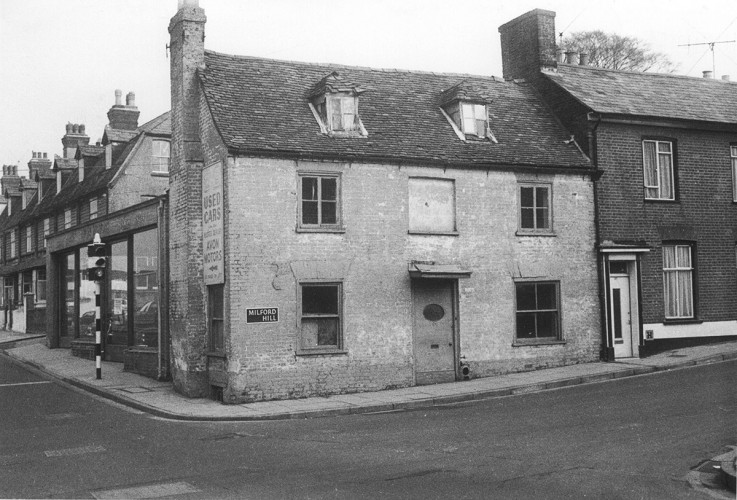 The Bell Inn, Milford Hill | With kind permission of Salisbury and South Wiltshire Museum © Salisbury Museum