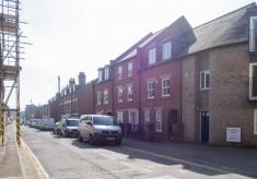 3. Walking Greencroft Street
