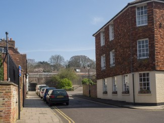 Stand 4 - Corner of Greencroft Street and Winchester Street | Photo John Palmer 2014