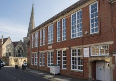 A Ghost Story Linked to St. Martin's Junior School!
