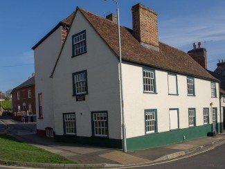 Stand 13 - Tollgate House, the former Tollgate Inn until 2008. It stands on the junction of St Martin's Church Street, Tollgate and Rampart Roads.   Photo John Palmer