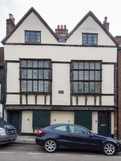 Stand 10. The Joiners' Hall at No. 56 St Ann Street | Photo John Palmer 2014