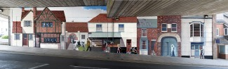 Stand 7 - The Milford Street Bridge Mural | Milford Street Bridge Project