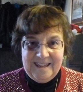 A photograph of me taken sixty years later! | Photograph taken by Jill Jacob