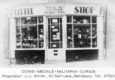The Little Junk Shop
