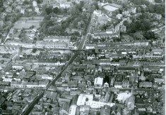 "Aerial Photos of Salisbury ""Before the Bridge""."