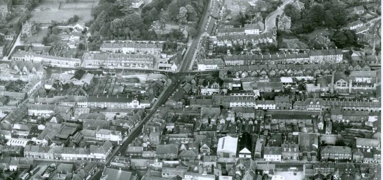 Aerial Photos of Salisbury