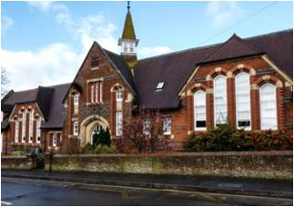 The old St Marks School in Wyndham Road, photographed in 2014 | John Palmer