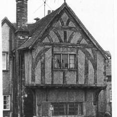 Front View of 88 Milford Street | With kind permission of Salisbury and South Wiltshire Museum © Salisbury Museum