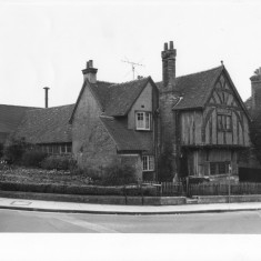 Number 88 Milford Street in 1966   With kind permission of Salisbury and South Wiltshire Museum © Salisbury Museum