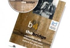 """Before the Bridge"" Oral History CD and booklet"