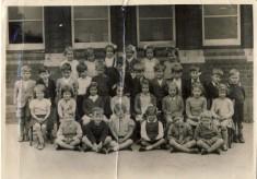 St Marks School Class 1947