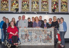 Mosaic Makers, Supporters and Donators
