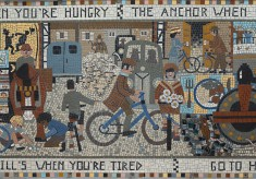 The Winchester Street Mosaic