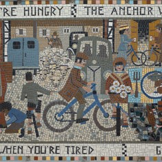 The Winchester Street Mosaic | John Palmer