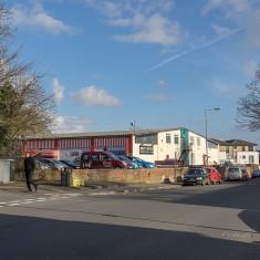 Site of Milford Goods yard | John Palmer