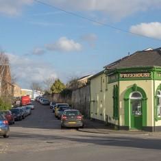 Looking along Blakey Road | John Palmer