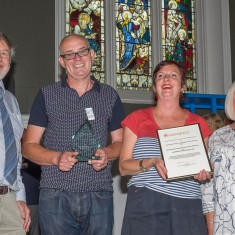 MSBP awards presentation | John Palmer
