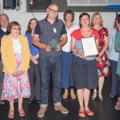 MSBP awards presentation | John Palmer