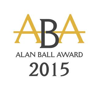 Winners of the Alan Ball Award 2015