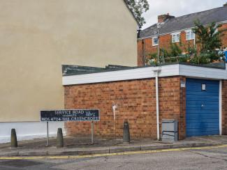 Site for Greencroft Street mosaic | John Palmer