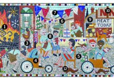 Interpreting the Greencroft Street Mosaic