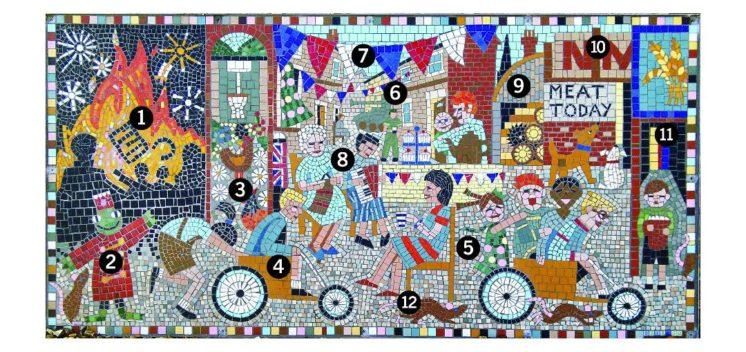 Interpreting the Greencroft Street Mosaic